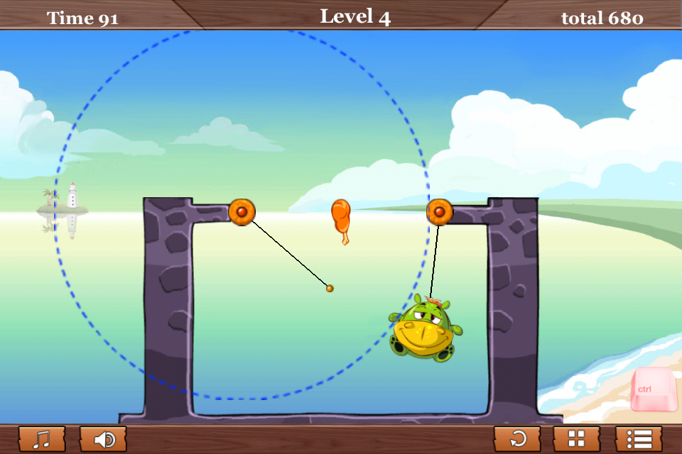 Draggin' Dragons - Pull The Rope and Cut To Win!